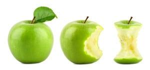 Apple - Købt billede