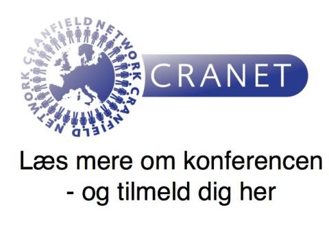 Cranet konferencen 2016