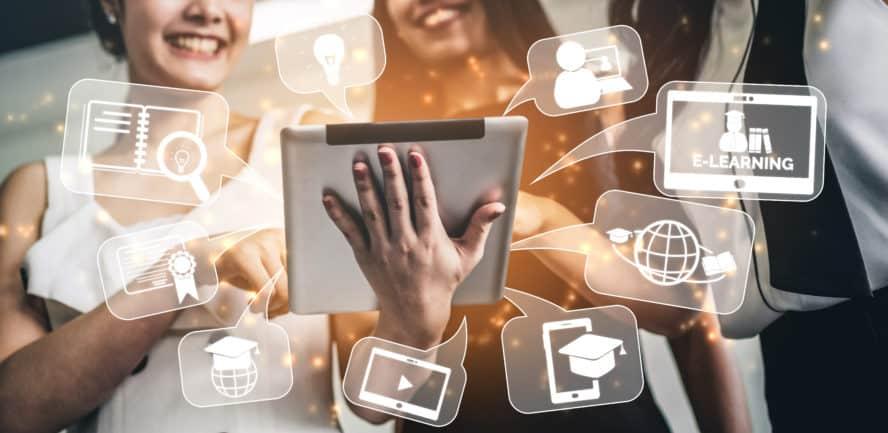 digital organisering - online netværksmøde hos NOCA - digital transformation - digitale teknologier