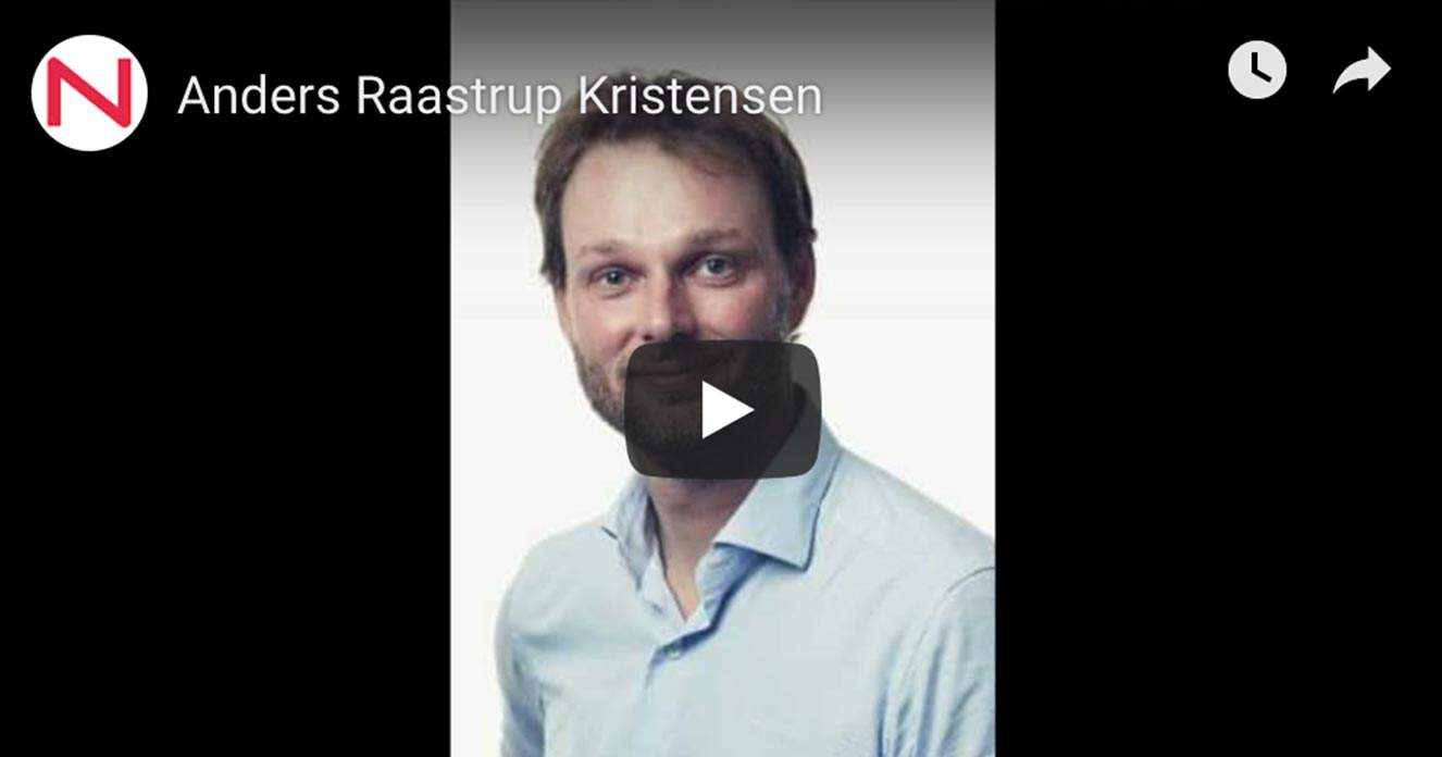 Anders Raastrup Kristensen video
